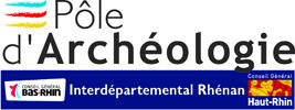 Pôled' Archéologie Inderdépartemental Rhénan